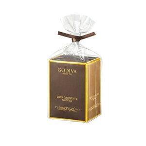 父の日 スイーツ 中元 プレゼント ギフト お返し お祝い チョコレート ゴディバ (GODIVA) ダークチョコレートクッキー 5枚入