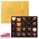 【今だけ!送料無料商品】父の日 ギフト お返し チョコレート ゴディバ (GODIVA) ゴールド コレクション 20粒入