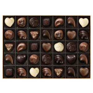 お中元 サマーギフト お返し お祝い チョコレート ゴディバ (GODIVA) ゴールド コレクション 35粒入