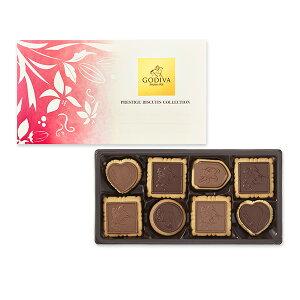ギフト お返し お祝い チョコレート スイーツ ゴディバ (GODIVA) ギフト用スリーブ付 プレステージ ビスキュイ コレクション 20枚入 (オンライン限定)