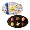 父の日 ギフト お返し チョコレート ゴディバ(GODIVA)コレクションソレイユ セレクション 6粒入