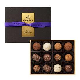 ホワイトデー White Day プレゼント ギフト お返し お祝い チョコレート スイーツ ゴディバ(GODIVA)レジェンデール トリュフ(12粒入)