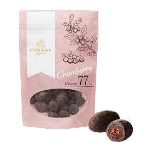 スイーツ 中元 プレゼント ギフト お返し お祝い チョコレート スイーツ ゴディバ (GODIVA)ナッツ&フルーツ クランベリー