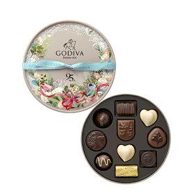 ホワイトデー White Day プレゼント ギフト お返し お祝い チョコレート スイーツ ゴディバ (GODIVA) 95周年 アニバーサリー アソートメント (10粒)