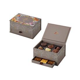 スイーツ プレゼント ギフト お返し お祝い チョコレート ゴディバ (GODIVA) 95周年 アニバーサリー -秋冬- グランプラス(12粒入)