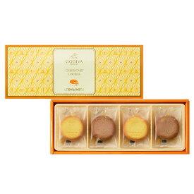 スイーツ プレゼント ギフト お返し お祝い チョコレート ゴディバ(GODIVA)チーズケーキクッキー アソートメント (8枚入)