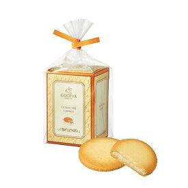 スイーツ プレゼント ギフト お返し お祝い チョコレート ゴディバ(GODIVA)チーズケーキクッキー (5枚入)