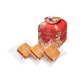 スイーツ プレゼント ギフト お返し お祝い チョコレート ゴディバ (GODIVA) ゴディバ オータム コレクション サブレショコラ マロン (3個入)