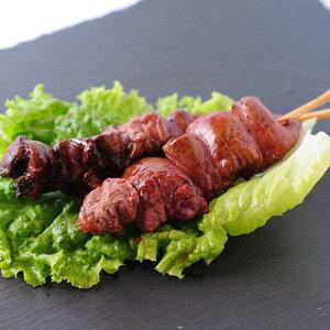 【希少】鶏肉 鶏レバー脂肪肝串 1本40g 10本入 焼き鳥 冷凍
