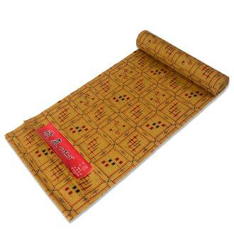羊毛和服休闲秋天暴风雨tsumugi unk68021