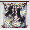 """Coming and going"" rental long-sleeved kimono full set -863"