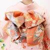 """Coming and going"" rental long-sleeved kimono full set -872"