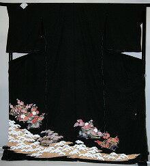 【貸衣裳】rt217レンタル留袖【貸衣装】