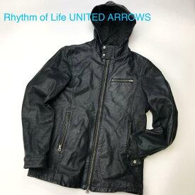Rhythm of Life UNITED ARROWS 羊革 レザージャケット