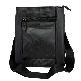 Brand Shop Go Guys  Take Versace jeans slant  shoulder bag men black  E1YLBB34-6899  91d4efb86e58a