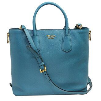 568fce627bb7 Brand Shop Go Guys  Prada 2-WAY bag hand   shoulder Laguna-embossed leather  BN2727 SAFFIANO CUIR LAGUNA