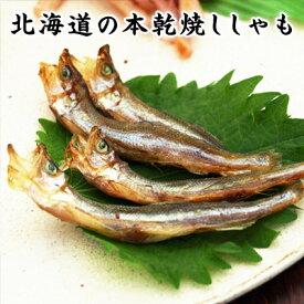 北海道の本乾焼ししゃも/19g 【KOBE伍魚福】 珍味 おつまみ 極める