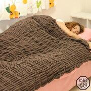 のびふわ毛布