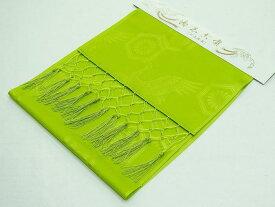 七五三【子供しごき 】並房・綺麗な黄緑「日本製」