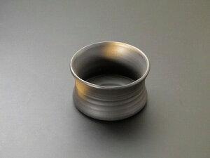線香立・前香炉/鉄釉 『てつゆう』(陶器製) 大