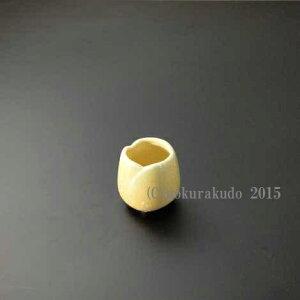 湯飲み・茶湯器/モダン仏壇向け 湯飲み 『やわらぎ』ゆず