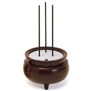 【仏具】 【電池式線香立】 【香炉】 電池式線香立 安心のお線香 中