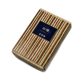 【名刺香】かゆらぎ 名刺香◆白檀(サンダルウッド)の香り◆(6枚入り・桐箱付き)名刺に香り 香り付け 財布の香り