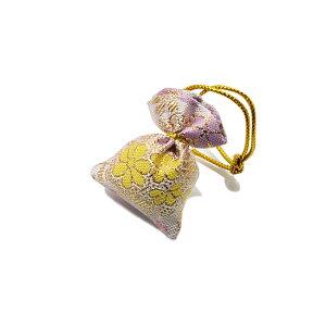 【匂い袋】京都・松栄堂製 匂い袋【誰が袖-みやこ】小サイズ 1個入りにおい袋 匂袋