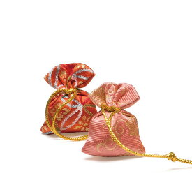 【匂い袋】京都・松栄堂製 匂い袋【誰が袖-みやこ】6センチサイズ ★2個入り‐ケース入り★におい袋 匂袋 プレゼント用匂い袋 ギフト用匂い袋