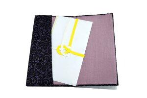 【ふくさ】慶弔両用 レース生地 金封ふくさ◆紫色◆日本製慶弔両用ふくさ 金封ふくさ 袱紗 結婚式 冠婚葬祭