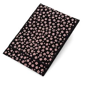 【数珠入れ/数珠袋】数珠袋 縦型タイプ 印伝柄◆桜柄 ピンク色◆日本製かわいい数珠袋 ピンク数珠袋 数珠袋 数珠入れ 数珠持ち運び
