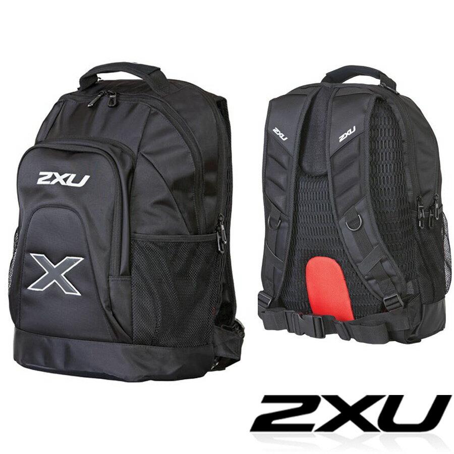 2XU(ツータイムズユー) Distance Backpack(ディスタンスバックパック) トライアスロン用バック【返品交換不可】