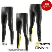 SKINS(スキンズ)レディースDNAmicコンプレッションロングタイツ(DK9906001)【海外モデル】【返品交換不可】