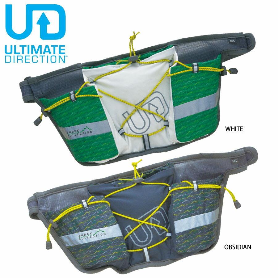 ULTIMATE DIRECTION(アルティメイトディレクション) JUREK ENDURE トレイルランニング用ボトルホルスター(SCOTT JUREKシグネーチャーモデル)