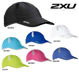 2xu(ツー・タイムズ・ユー) ユニセックス ランキャップ (ランニング用帽子)