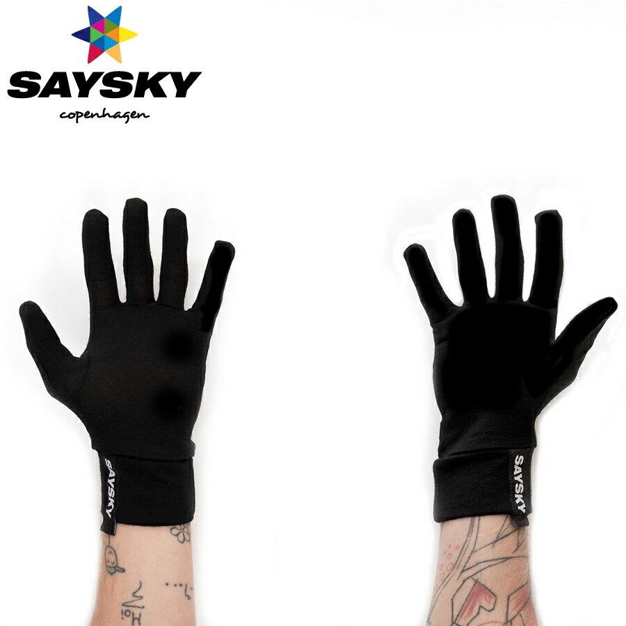 SAYSKY(セイスカイ) WOLFPACK ウルフパック 手袋(ランニンググローブ)