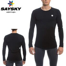SAYSKY(セイスカイ) WOLFPACK ウルフパック ライトマジック 長袖Tシャツ(ロングスリーブシャツ)