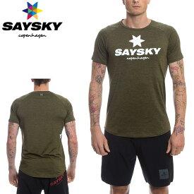 SAYSKY(セイスカイ) クラシック Tシャツ(ランニング半袖シャツ) 【返品交換不可】