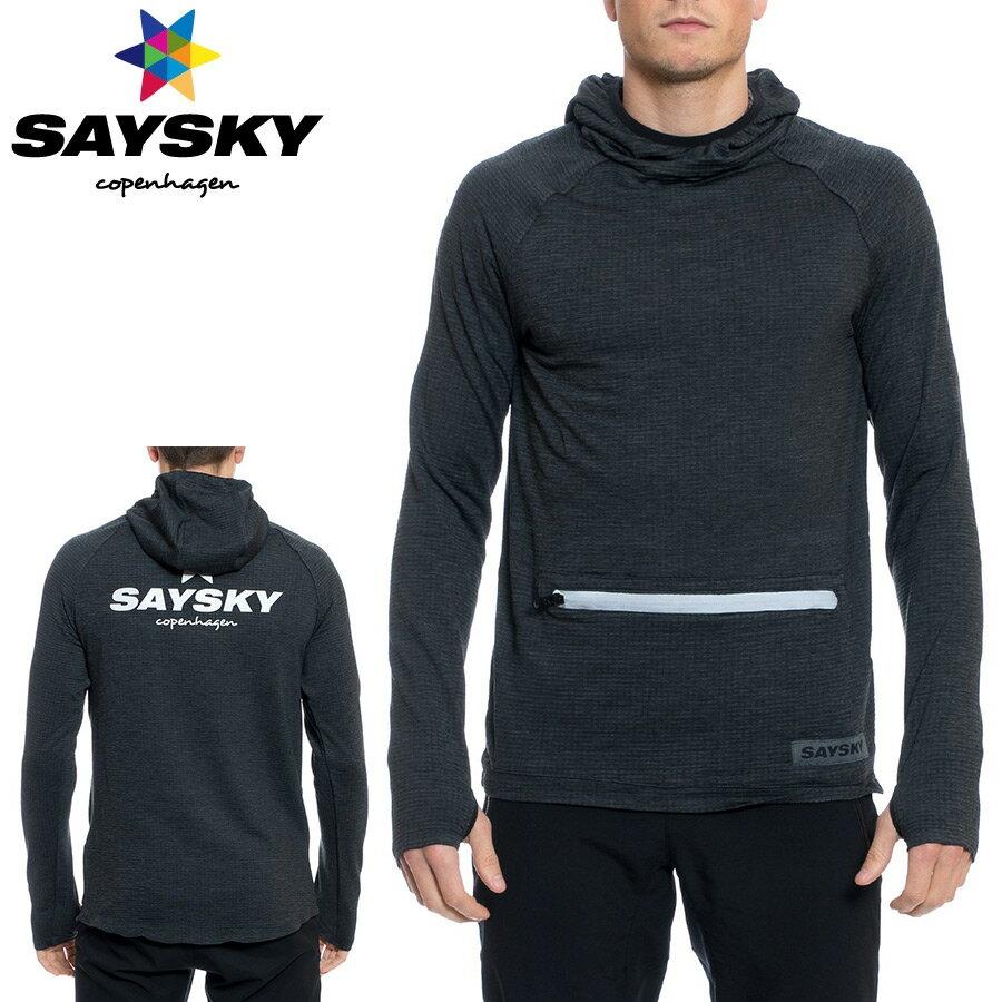 SAYSKY(セイスカイ) アークティック フード付ジャケット(ランニングジャケット)