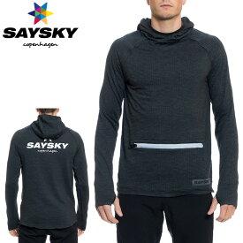 【在庫処分特価】SAYSKY(セイスカイ) アークティック フード付ジャケット(ランニングジャケット)