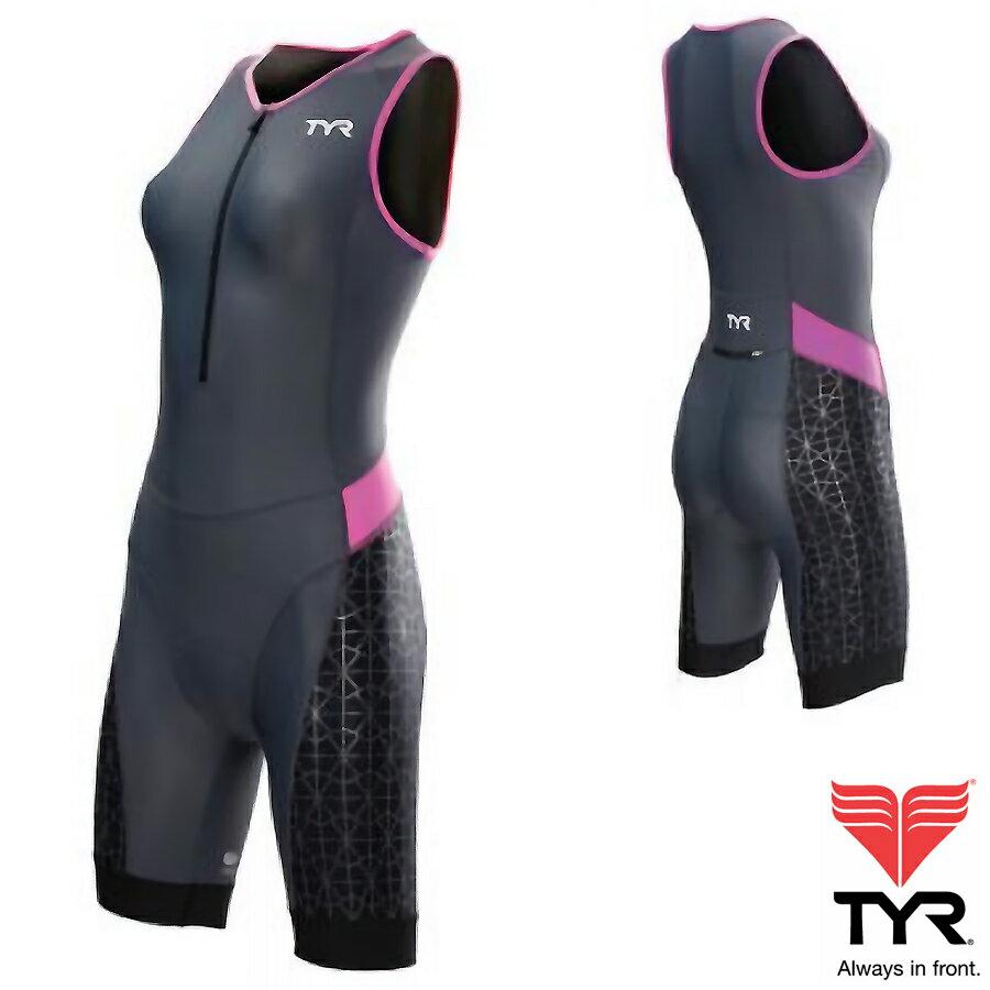 TYR(ティア) レディース コンペティター TRIスーツ(トライアスロン用スーツ)TYRで一番人気のCOMPETITORシリーズ