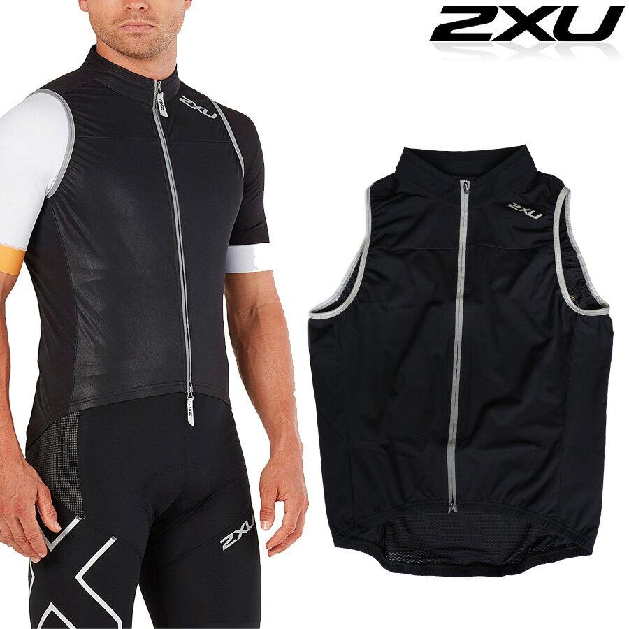 2XU サイクル ギレット (サイクリングベスト)