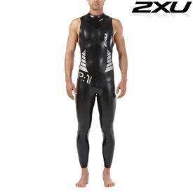 2XU P:1 PROPEL プロペル スリーブレス ウェットスーツ オールラウンドのトライアスロン用ウエットスーツ【返品交換不可】