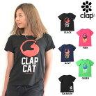 CLAP(クラップ)TシャツCLAPCAT
