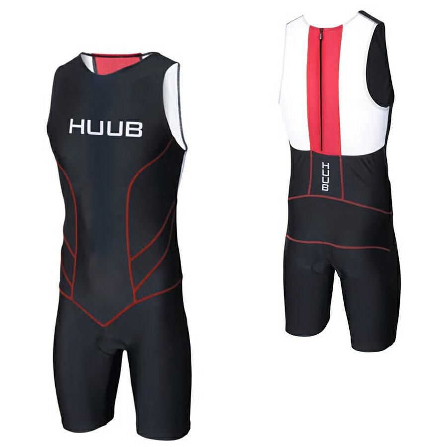 HUUB(フーブ) エッセンシャル TRIスーツ トライアスロン用リアジップスーツ(日本限定・特注モデル)