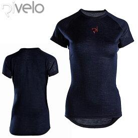 【在庫処分特価】Rivelo(リベロ) レディース MILLINGTON ミリントン 半袖シャツ(Tシャツ)【返品交換不可】