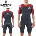 SAYSKY(セイスカイ)ユニセックスAEROSUIT3.0TRIスーツ数量限定販売(トライアスロンスーツ)
