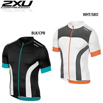 2XU ICE X周期運動衫(騎自行車茄克)