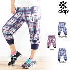 CLAP(クラップ)イージーパンツクラップチェック(CLAPCHECK)