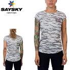 SAYSKY(セイスカイ)レディースTIGERCOMBATTEETシャツ(ランニングシャツ)【返品交換不可】